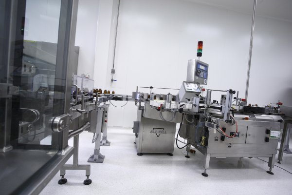 Packaging line – granules