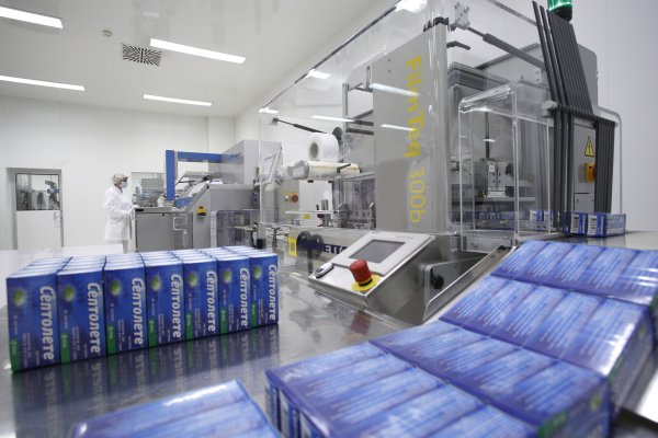 Packaging line – Russian market