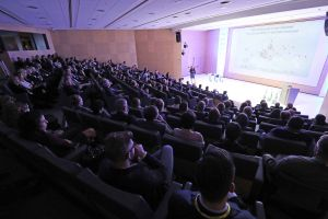 The symposium was attended by about 130 top cardiologists from 14 European countries.