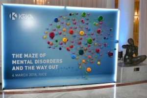 The symposium was organised under the title The maze of mental disorders and the way out.