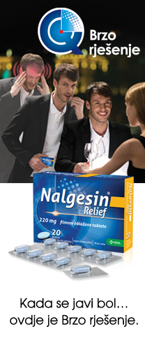 Nalgesin Relief 220mg