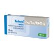 Amlewel 2 mg/5 mg/0,625 mg tablete